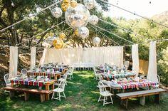 Grant Show + Katherine LaNasa's Wedding | Green Wedding Shoes Wedding Blog | Wedding Trends for Stylish + Creative Brides