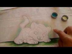 PAP de como Sombrear desenhos, em fraldas, com Artes da Ju Baby - YouTube