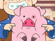I'm in love with waddles