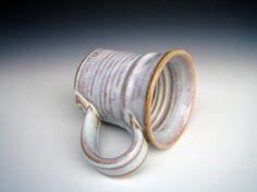 i like this cream glaze pottery