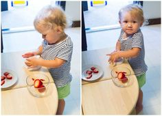 Montessori practical life ideas for 2-year-olds. What does practical life look like for toddlers?