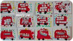 Bus à impériale Londres - Maternelle . La Classe de Marybop - London Activities, Activities For Kids, Preschool Classroom, Preschool Art, Kindergarten, Fun Crafts, Crafts For Kids, Arts And Crafts, Theme Anglais