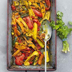 Marokkanische Gemüse-Tajine mit Aprikosen