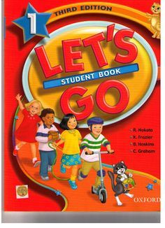 Ebook Oxford Let S Go 1 English Books For Kids Teacher Books