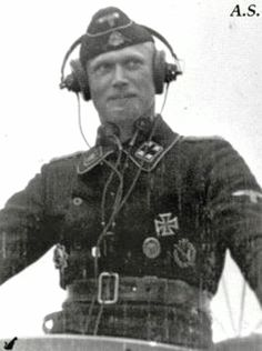 """Highly decorated SS Tank commander """"Christian Tychsen"""""""