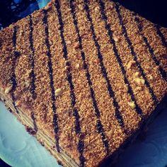 Marlenka honey cake! Delicious cakes! www.lovemarlenka.co.uk