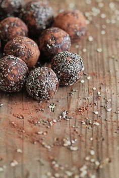 Yum! 10 Super Easy Protein Ball Recipes From Pinterest