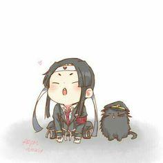 Yamato and Kuu from Nanbaka
