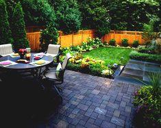 Volles Bild Für Trendige, Innovative Diy Hinterhof Designs Auf Einem Budget  #Gartendeko Garten