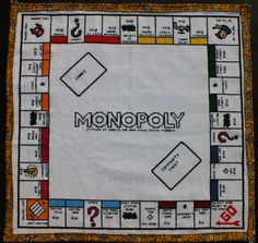 monopoly cross stitch