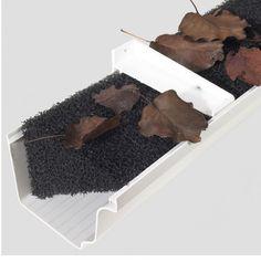 Rain Foam Gutter Guard Leaf Screen Cover DIY Home Improvement Garden Strainer
