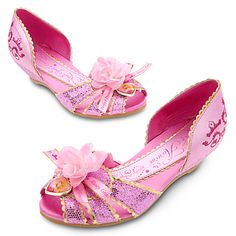 Aurora Shoes for Girls | Costumes & Costume Accessories | Disney Store