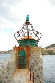Collioure Lighthouse, Collioure, France