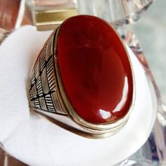 94 Best Aqeeq Rings Collection 2019 - Gemstone Chronicle