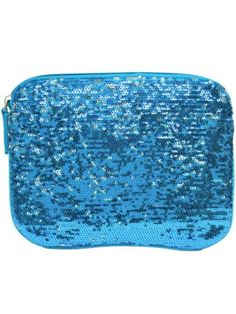 $10.50 Blue Magic Sequin Mini Tablet Sleeve