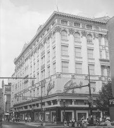 Stewart's Department Store...Howard & Lexington Streets
