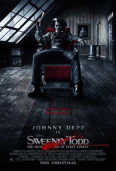 Sweeney Todd:The Demon Barber of Fleet Street (2007) 瘋狂理髮師:倫敦首席惡魔剃刀手
