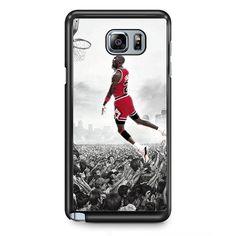 Michael Jordan TATUM-7152 Samsung Phonecase Cover Samsung Galaxy Note 2 Note 3 Note 4 Note 5 Note Edge
