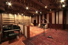 The Studios at Linden Oaks Live Room Studio Musicians, Studio Equipment, Home Studio, Recording Studio, House Design, Live, Room, Studios, Spaces
