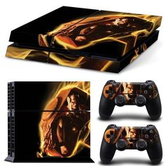 Love this!  http://www.hellodefiance.com/products/thor-skin-ps4-protector?utm_campaign=social_autopilot&utm_source=pin&utm_medium=pin