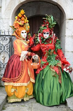 Carnaval Vénitien Annecy 2014