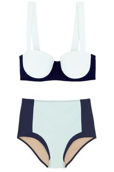 10 chic high-waist bikinis to wear for your next trip to the beach.