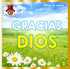"""""""GRACIAS DIOS"""" dad gracias en todo, porque esta es la voluntad de Dios para vosotros en Cristo Jesús. 1 Tesalonicenses 5:18"""