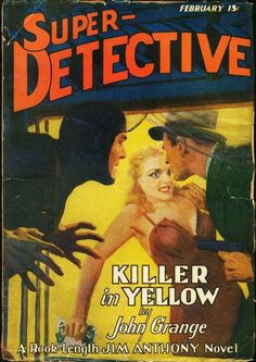 Super Detective, February 1941