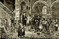 John Wesley at Oxford.