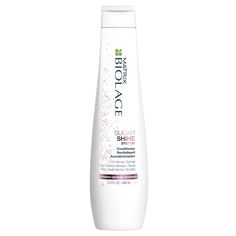 Matrix Biolage Sugar Shine Conditioner adds lightweight, silicone free moisture to leave hair supple and nourished. Suitable for color treated hair and natural hair and long hair and short hair. Silicone Free Conditioner, Hair Scrub, Matrix Biolage, Beauty Bay, Beauty Tips, Beauty Products, Sugar, Natural Hair Styles, Hair Care