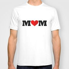 Love+Mom+T-shirt+by+Jude's+-+$22.00