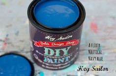 Hey Sailor This paint is the bomb!! Oder it online here  http://heirloomtraditionspaint.com/?affiliates=194, or visit Fallbrook Vintage Village, Countryside Barn in Poway or Rustic Sparrow in Escondido. www.facebook.com/simplyshabbyinteriors
