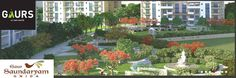 Gaur Saundaryam 9899606065 gives spacious homes to all comprehension requirements. Gaur Saundaryam Noida Extension offers splendid 3 BHK Apartments, available for resale.