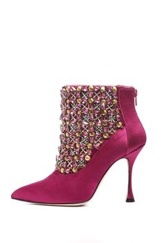 Style.com Accessories Index : Fall 2014 : Manolo Blahnik