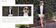 Cupcakes and Cashmere Clothing Line Lookbook | SHOPBOP