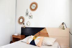 Ma chambre douce et graphique, Paris, Mariekke F. - user