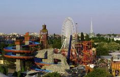 Wiener Prater in Vienna - Get Wooed by Wow Parks from Across the World - Dr Prem's Diary - Collection of Life Inspiring Ideas Wiener Prater, Broken City, Vienna Hotel, Park In New York, Heart Of Europe, Vienna Austria, City Break, Amusement Park, Holiday Destinations