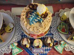 Oktoberfest Birthday Bash, Beer, Bratwurst and Bretzel'n! | CatchMyParty.com