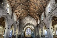 St. Asaph Cathedral, Wales UK