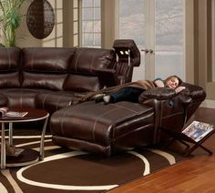 Franklin 572-12 Chocolate Sectional on sale : lane grand torino sectional - Sectionals, Sofas & Couches