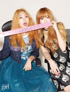 Bora and Hani