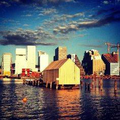 Bjørvika in Oslo