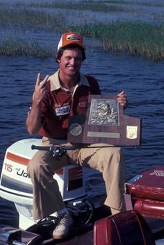 In 1977, Clunn became the first angler to win back-to-back Bassmaster Classics, first on Lake Guntersville in 1976 (the last of the mystery lake Classics) and then on Florida's Kissimmee Chain in 1977. His dominance of the championship had just begun.