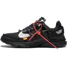b2046aae41b Off-White x Nike Air Presto Black