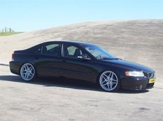 lowered volvo s80 | In The Mountains of New Jersey