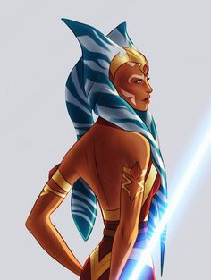 Oh yesss!!! This wonderwoman/ahsoka crossover is amazing!!! 💓💓💓💖💖💖