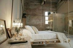 Swing bed: fun guest bed idea
