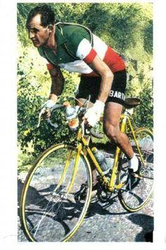 Gino Bartali #cycling #Bianchi #bikes & more