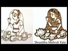 Welcome Friends,Thanks for Visiting Henna Artist Shraddha. This video is about henna design.You can learn simple and beautiful henna des. Mehndi Designs Book, Mehndi Designs 2018, Mehndi Designs For Girls, Modern Mehndi Designs, Dulhan Mehndi Designs, Mehndi Design Pictures, Wedding Mehndi Designs, Mehndi Designs For Fingers, Beautiful Mehndi Design