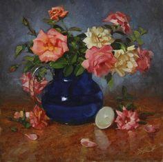 Elizabeth Robbins Pruitt - Still Life Artist and Portrait Painter
